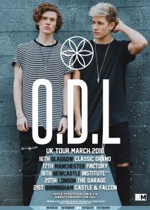 ODL Tour Poster