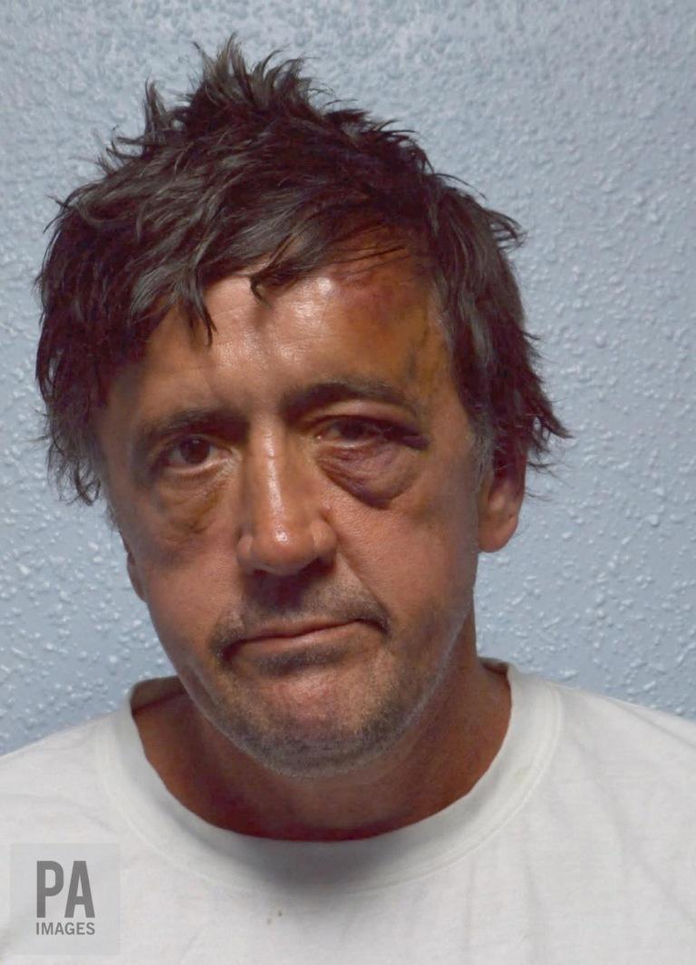 Finsbury Park attacker, Darren Osborne.