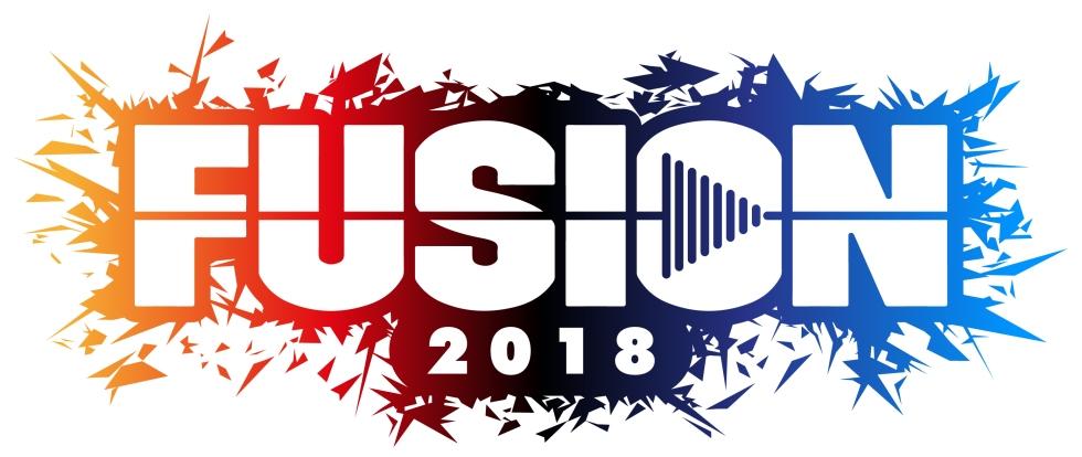 Fusion 2018 logo